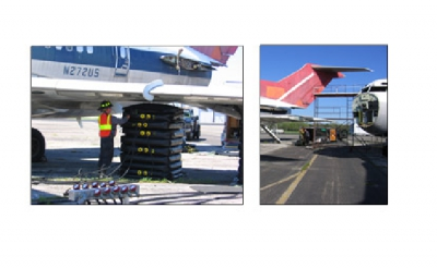 Aircraft Lifting, Rescue and Recovery Bags